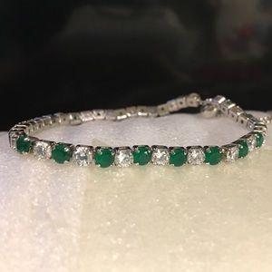Jewelry - Sapphire And Emerald